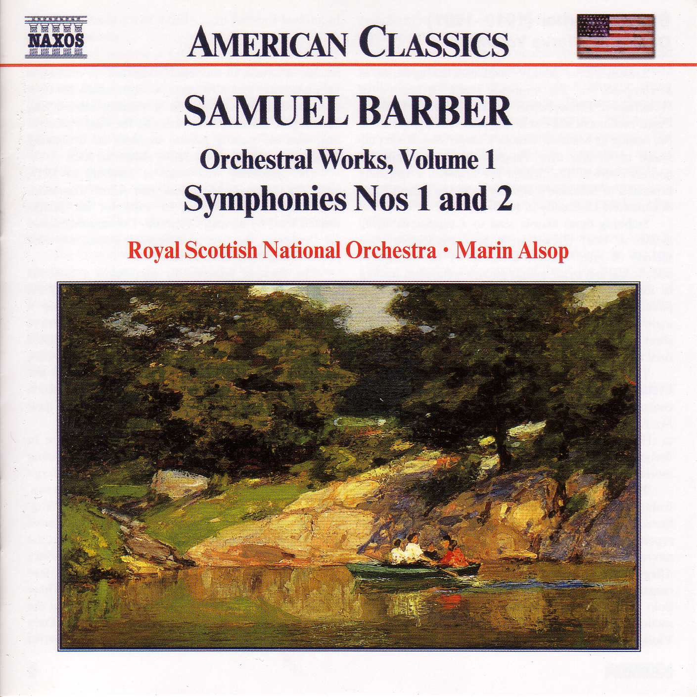 barber symphonies nos and essay for orchestra  barber symphonies nos 1 and 2 essay for orchestra no 1