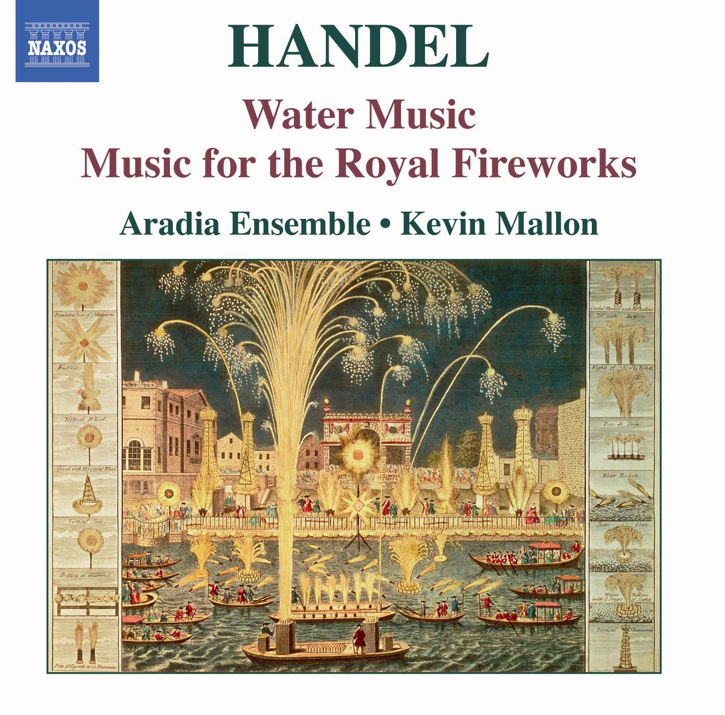 eClassical - Handel: Water Music / Music for the Royal Fireworks