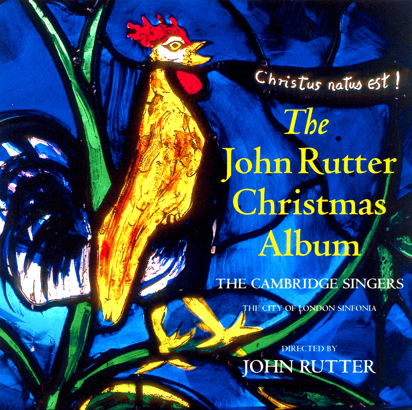 eClassical - John Rutter Christmas Album