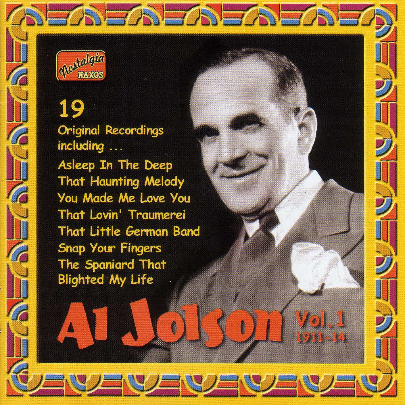 al jolson youtube