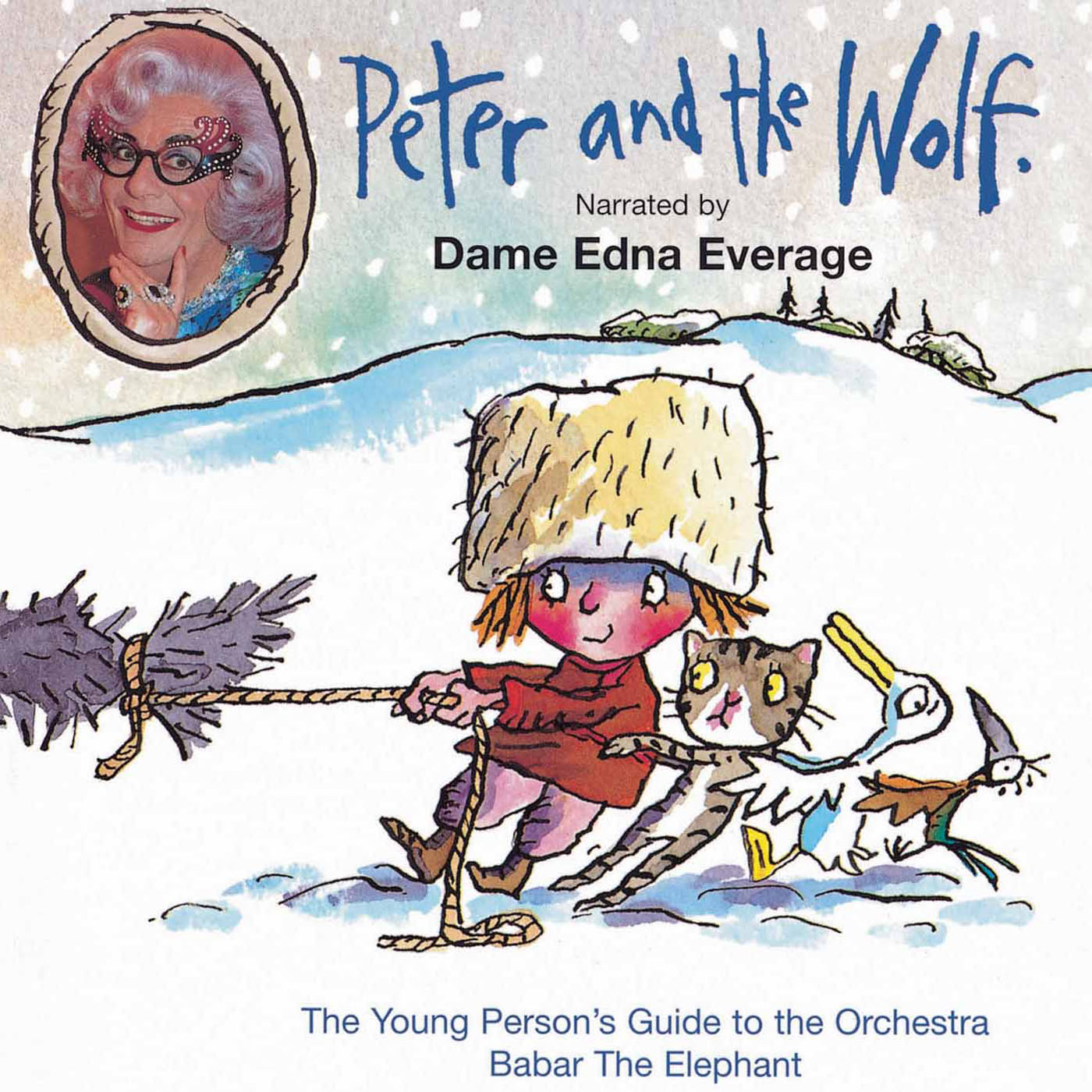 eClassical - Prokofiev: Peter and the Wolf / Britten: Young ...