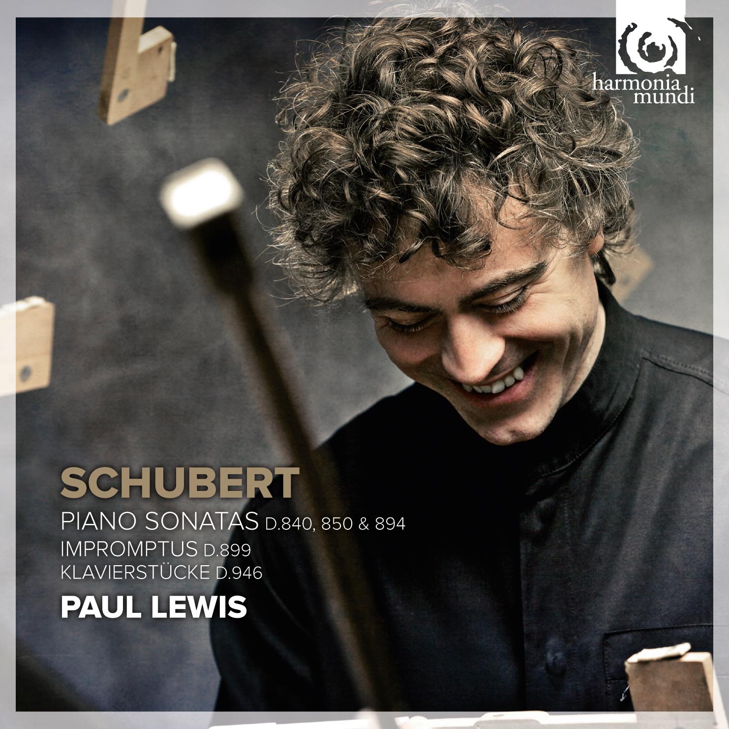 eClassical - Schubert: Piano Sonatas D 840, 850 & 894