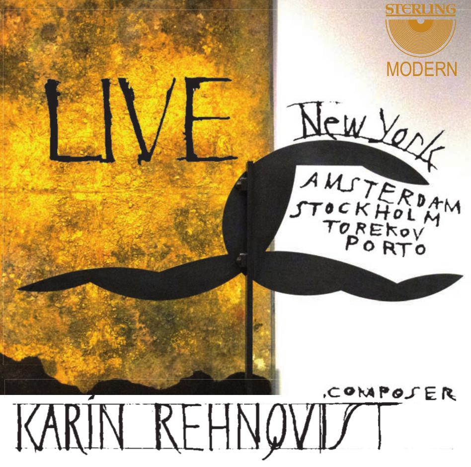 Karin Rehnqvist- Live