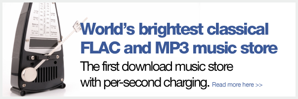 eClassical com High Resolution FLAC & MP3 Classical Music