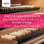 Bach: Organ Works, Vol. 3