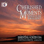 Cherished Moments: Songs of the Jewish Spirit
