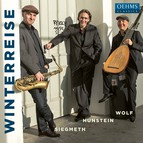Schubert: Winterreise, Op. 89, D. 911 (Arr. A. Wolf & H. Siegmeth for Saxophone, Lute & Narration)