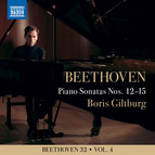 Beethoven 32, Vol. 4: Piano Sonatas Nos. 12-15