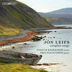 Jón Leifs – Complete Songs