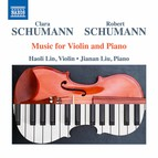 C. & R. Schumann: Music for Violin & Piano