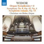 Widor: Organ Symphonies, Vol. 4
