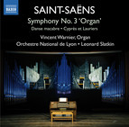 Saint-Saëns: Works for Organ & Orchestra