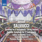 Salviucci: Chamber Works