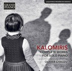 Kalomiris: Complete Works for Piano Solo