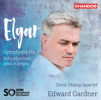 Elgar: Symphony No. 1 in A-Flat Major, Op. 55 & Introduction and Allegro, Op. 47