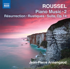 Roussel: Piano Works, Vol. 2