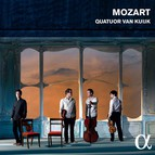 Mozart: String Quartets Nos. 16 and 19 & Divertimento, K. 136