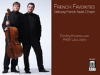 French Favorites: Debussy, Franck, Ravel & Chopin