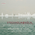 Stockholm@Köln - New Chamber Music for Bassoon and Piano