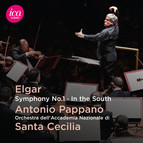 Elgar: Symphony No. 1, Op. 55 & In the South, Op. 50