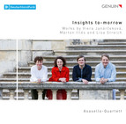 Insights To-Morrow: Works by Viera Janárčeková, Márton Illés & Lisa Streich