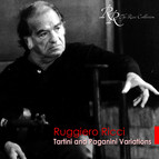 Tartini, G.: 50 Variations On A Theme by Corelli / Paganini, N.: 60 Variations On Barucaba (Solo Violin Variations)
