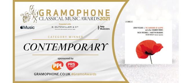 BIS-2461 Pickard Chamber works - a Gramophone award winner